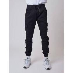 ONLY AND SONS - SHORT CHINO MARK NOIR